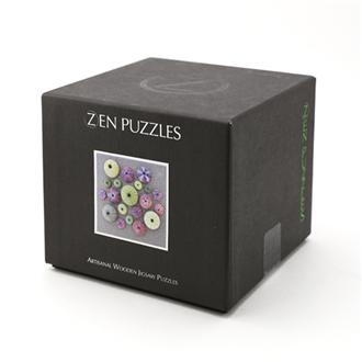 WOODEN PUZZLE Sea Urchins
