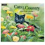 2018 30x34 CATS IN THE COUNTRY